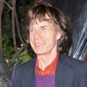 Mick Jagger Gets Lunch In West Hollywood