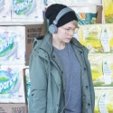 Michelle Williams Goes Grocery Shopping In New York