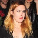 Rumer Willis Hits The Clubs After Dinner