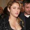 Shakira Sizzles At Jaume de Laiguana's Photo Show