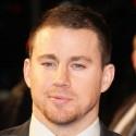 Channing Tatum Braves The Rain In London For The <em>G.I. Joe</em> Premiere