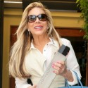 Adrienne Maloof Brings Her Vodka To Lunch