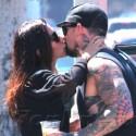 Benji Madden Locks Lips With New Lady Love