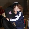 Christina Aguilera Walks Through The Airport