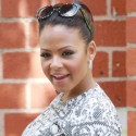 Christina Milian Lunches At Mr. Chow