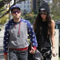 Pete Wentz And Meagan Camper Go Out To Eat