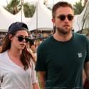 Rob & Kristen Take Their Love To Coachella
