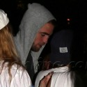Robert Pattinson And Kristen Stewart Hit Coachella
