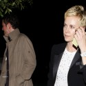 Charlize Theron And Seth MacFarlane Get Dinner In WeHo