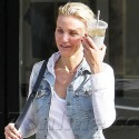 Cameron Diaz Is Feeling Shy After The Gym
