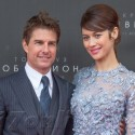 The Cast Attends The Premiere Of <em>Oblivion</em> In Russia