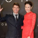 Tom Cruise And Co-Stars Attend <em>Oblivion</em> Premiere
