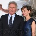 Harrison Ford And Calista Flockhart Hold Hands At The <em>42</em> Premiere