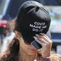 Vanessa Hudgens Shows Off Henna And Fake Nails
