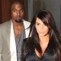 Kim & Kanye Reunite After 20 Days Apart