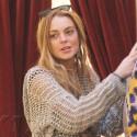 Lindsay Lohan Shops In Venice