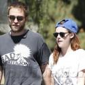Rob Pattinson And Kristen Stewart Have The Munchies