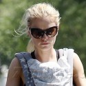 Anna Paquin Takes Her Twins On A Stroll