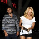 Pamela Anderson Grabs Dinner With Her Ex-Husband