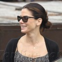 Sandra Bullock Hangs Out Around L.A.