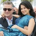 Alec Baldwin's Pregnant Wife Hilaria Thomas Gets Away