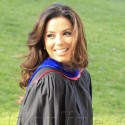 Eva Longoria Gets Her Master's Degree In Chicano Studies
