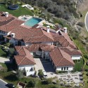 Celeb Homes In Danger Of Being Destroyed By Latest Wildfires