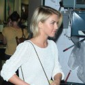 Ashley Greene And Julianne Hough Get Their Nails Done