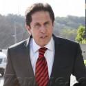 Lindsay Lohan's Attorney Mark Heller Arrives At Court
