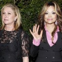 La Toya Jackson Dines With Kathy Hilton