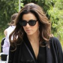 Eva Longoria Lunches in Hollywood With Family After Graduation