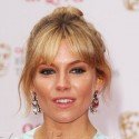 Sienna Miller Keeps It Fresh With A Mint Green Frock