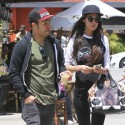 Pete Wentz Lunches With Lady Love Meagan Camper