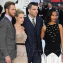 Stars At The <em>Star Trek: Into Darkness</em> Premiere