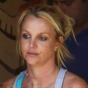 Britney Spears Looks Exhausted After Dance Class