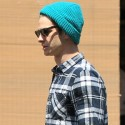Andrew Garfield Hangs With Emma Stone In New York