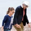 Ashton & Mila Heat Up St. Tropez