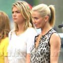 Cameron Diaz And Kate Upton Shoot <em>The Other Woman</em>