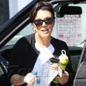Kardashian-Jenner Clan Head To Kris' Talk Show Studio