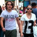 Prince Jackson And Girlfriend Remi Alfalah Go Shopping