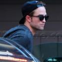 Robert Pattinson Hosts Birthday Bash At Los Feliz Pad
