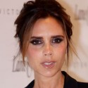 Victoria Beckham Strikes A Pose In China