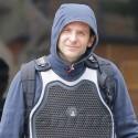 Bradley Cooper Revs Up His Engine
