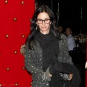 Courteney Cox And Her Co-Star Brian Van Holt Grab Dinner