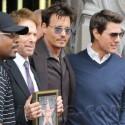 Tom Cruise And Johnny Depp Celebrate Jerry Bruckheimer