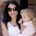 Bethenny Frankel And Daughter Bryn Look Pretty In Pink