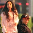 Prince Jackson Hangs Out With His Girlfriend