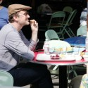 Jason Segel Grabs Lunch With Mystery Woman