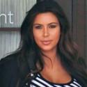 Kim Kardashian & Brittny Gastineau Go Matchy-Matchy