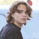 Prince Jackson Gets Some Gas For His Truck